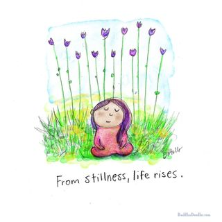June-stillness
